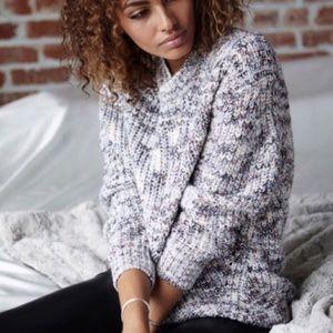 Rails Lux Kaleidoscope Chunky Knit Sweater